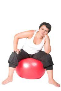 לרדת במשקל בלי להתאמן הרבה
